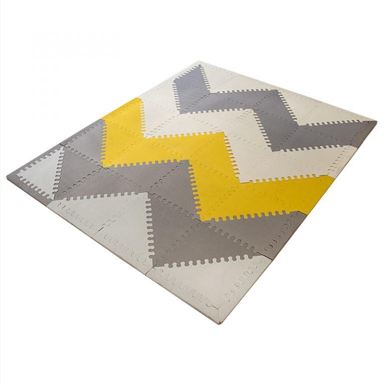 eva Baby Play Mat Kid's Puzzle Exercise Play Mat Soft EVA Foam Interlocking Floor Tiles